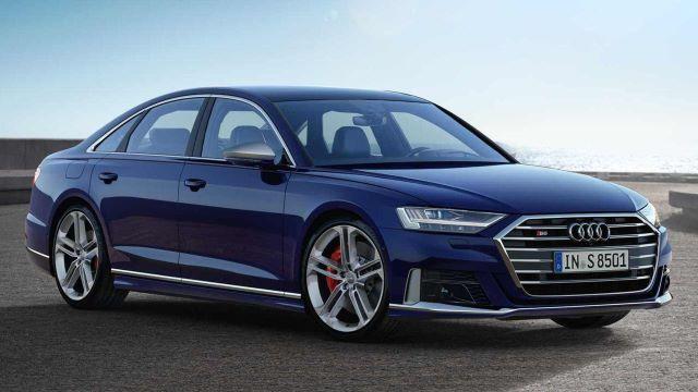S8 của Audi được thiết kế với vẻ ngoài sang trọng, tinh tế chứ không hầm hố như những dòng xe khác thuộc cùng phân khúc