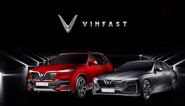 Thương hiệu xe Vinfast thuộc tập đoàn Vingroup của người Việt