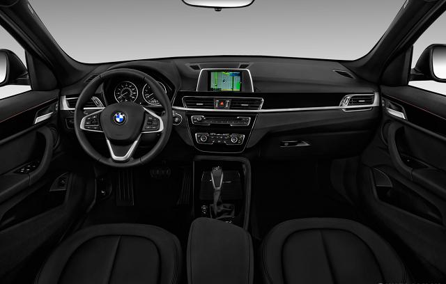Xe BMW X1 2021 kế thừa sự thông minh
