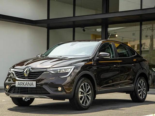 Xe Renault Arkana
