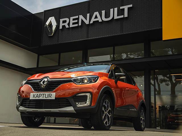 Xe Renault Kaptur