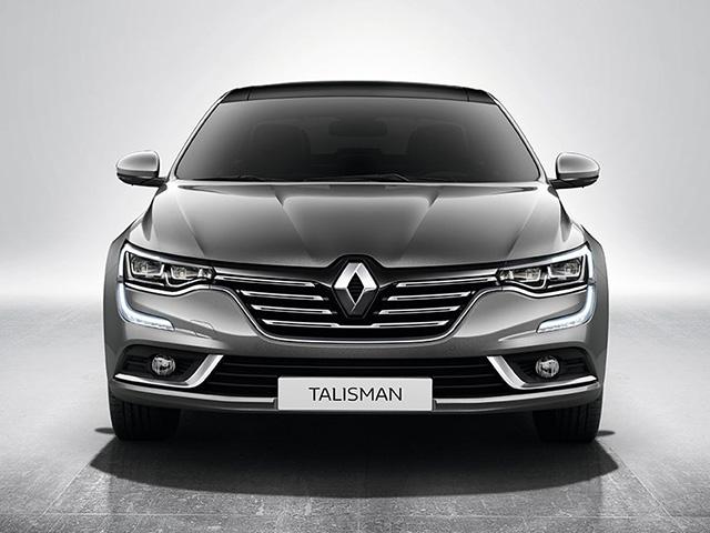 Xe Renault Talisman