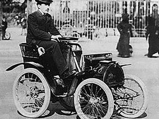 Xe Renault Voiturette (1899 - 1903)