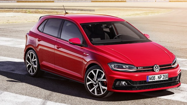 Giới thiệu chung về xe Volkswagen Polo Hatchback