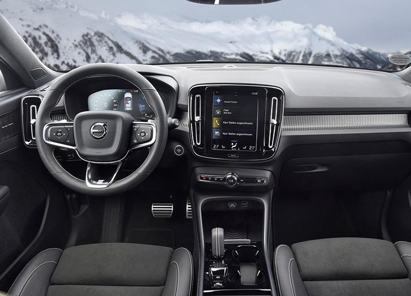 Hệ thống giải trí trên xe được trang bị những công nghệ hiện đại