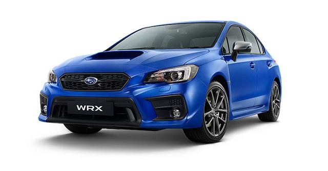 Hình ảnh xe WRX