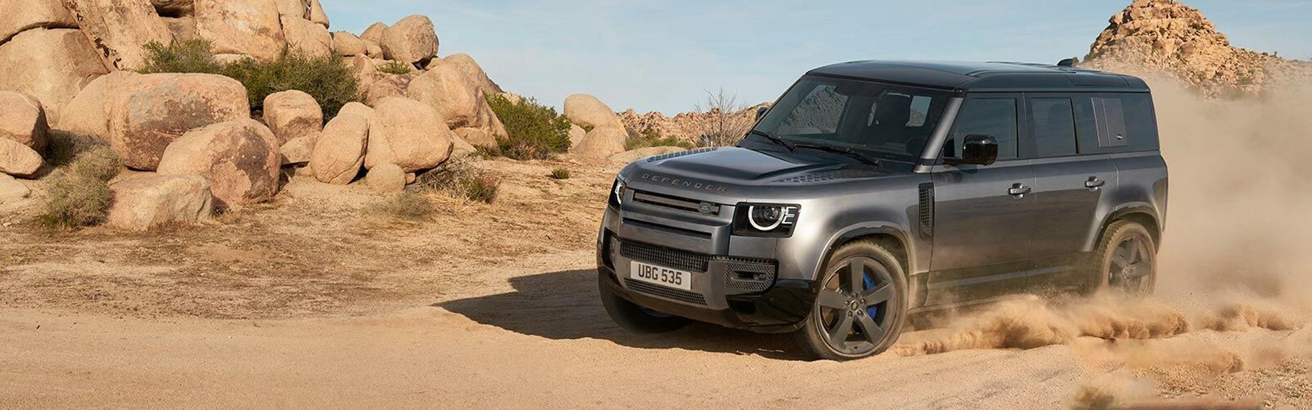 Ảnh ngoại thất Land Rover Denfender-1