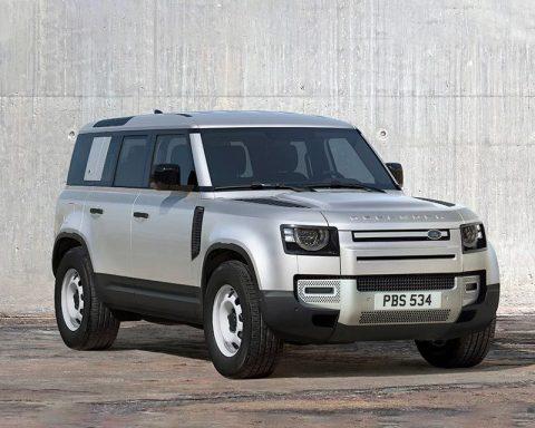 Land Rover Denfender