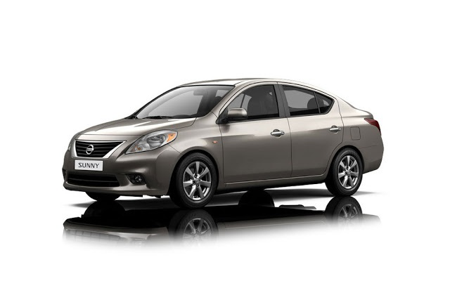 Những thông số của xe Nissan Sunny XL