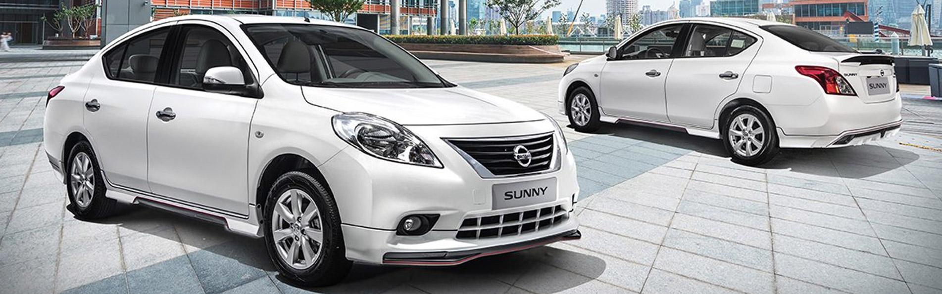 Ảnh ngoại thất Nissan Sunny XL-1
