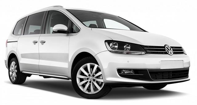 Tiêu chí vượt trội của Volkswagen Sharan