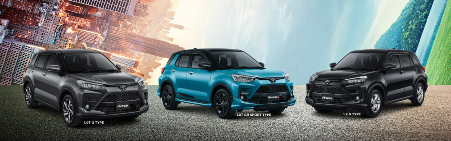 Ảnh ngoại thất Toyota Raize-1